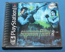 Syphon Filter 2 (Sony PlayStation 1, 2000)