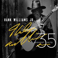 Hank Williams Jr., Williams Jr, Hank - 35 Biggest Hits [New CD] Bonus Track