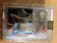 2021 Topps Archives Signature Series Max Muncy /38 Auto 2018 Topps LA Dodgers SP