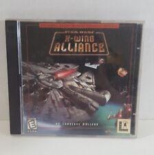 Star Wars: X-Wing Alliance Jewel Case (PC, 2001)