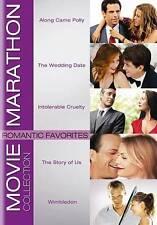Movie Marathon Collection: Romantic Favorites [Along Came Polly / The Wedding Da