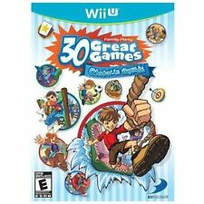 Family Party 30 Great Games: Obstacle Arcade - Nintendo Wii U