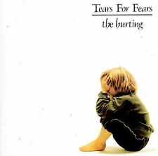 Hurting by Tears for Fears (CD, May-1987, Island/Mercury) BMG Release