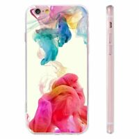 Slim Pattern Silicone Gel Soft TPU Case Phone Cover For iPhone Samsung Huawei LG