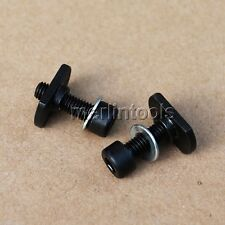 2 Pcs T-Nuts & Bolts for Grinding Milling attached on Watchmakers Lathe