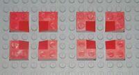 LEGO 8 x  Dachstein Ecke Innenecke 3046 rot Slope Roof Brick Creator City Haus
