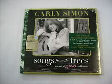 CARLY SIMON - SONGS FROM THE TREES - 2CD NEW SEALED 2015 DIGIPACK