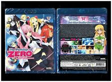 The Familiar of Zero: Rondo of Princesses - Season 3 w/OVA (Brand New Blu-Ray)