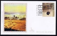 ISRAEL STAMPS 1995 JERUSALEM 3000 DOME OF THE ROCKS ON FDC