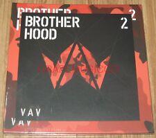 VAV BROTHERHOOD 2ND MINI ALBUM K-POP CD SEALED