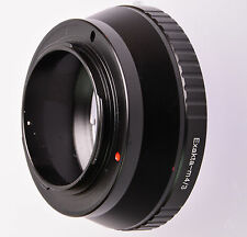 EXA-MFT Exakta EXA mount lens to Micro Four Thirds m4/3 camera adapter Olympus