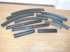 Large Collection of Nickel Silver Track for Hornby OO Gauge Train Sets