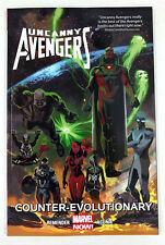Uncanny Avengers Vol 1: Counter Evolutionary TPB (2015, Marvel) - NEW/UNREAD