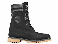 40 BELOW (ALL SIZES) BLACK TIMBERLAND SHEARLING SUPERBOOT RONNIE FIEG LIMITED