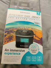 Kit vision Immerse 360 3d Action Camera