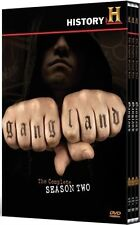 GANGLAND COMPLETE SEASON 2 TWO New Sealed 3 DVD Set