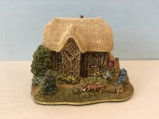Lilliput Lane (L3184) FRUITS OF THE FOREST - 2009/2010 Collectors Club Piece