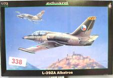 Eduard - L-39ZA Albatros - 1/72 Plastic Model Kit (Ref.338)