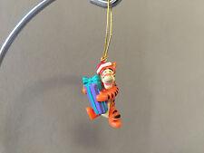 "Disney Winnie The Pooh ""Tigger"" Resin Figurine Christmas Ornament~1 3/4"", NEW!"