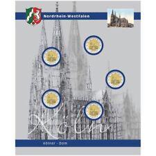 SAFE 7821-6 Einzelblatt 2 Euro Nordrhein-Westfalen