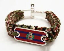 Royal Engineers  Paracord rope Bracelet