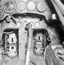 WW2 Photo WWII  Captured German Luftwaffe Fw190 Cockpit  World War Two /6158