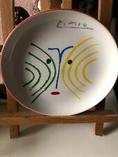 Pablo Picasso Porzellan Teller-1996-The Apythia 1962