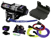 KFI A2000 Winch & Mount Kit - 2016-2018 Yamaha Grizzly 700 & Kodiak 700 ATV