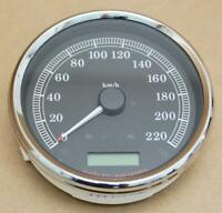 Harley Original Can-Bus Tachometer Speedometer km / H Heritage Softail Dyna