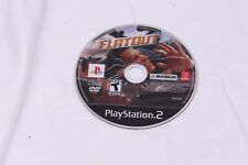 Playstation 2 PS2 - Flat Out - Disc Only