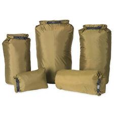 Snugpak Dri-Sak Waterproof Storage Dry Bag Stuff Sack Coyote Large 13L Liter New
