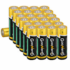 Pro 25pcs gaoneng MAX AA Pilas Alcalinas 1.5vV Mayoreo Baterías Energía Para