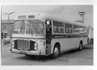 tm3353 - Eastern Counties Coach Bus - HAH 92D - photograph