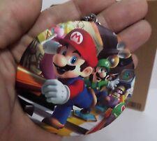Brand New Super Mario And Luigi Key chain Mirror Bag Dangle Mascot