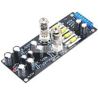 1pc 6J1 Valve Pre-amp Tube PreAmplifier Kit Assembled Board Audio DIY