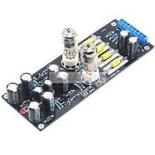 1pc 6J1 Valve Pre-amp Tube PreAmplifier Kit Assembled Board Audio DIY