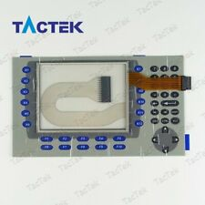 Touch Screen Panel for 2711P-B7C4D8 2711P-B7C4A8 2711P-B7C4D9 + Membrane Keypad