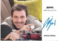 Timo Boll  Tischtennis  Autogrammkarte original signiert 369590