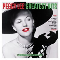 PEGGY LEE - GREATEST HITS  3 CD NEW!