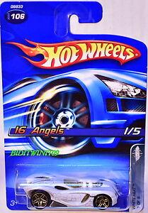 Hot Wheels 2005 16 Anges Blanc Chaleur #106