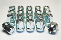 20 x Alloy Wheel Nuts M12 x 1.5 19mm Hex for Ford Kuga