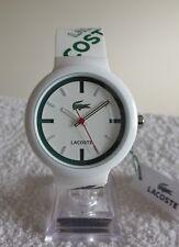 Lacoste Goa 2010522 Unisex Men's Ladies Japan Quartz Green White Watch - NEW
