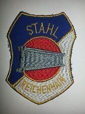 Patch DDR 80er Emblem acero reichenhain vfl Chemnitz RDA Patch fútbol cfc