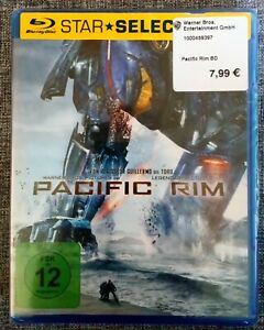 Pacific Rim - Blu ray - NEU !!!