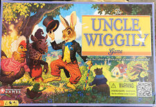 The Uncle Wiggily Board Game-Complete-2009-Winning Moves Games-Damaged Box