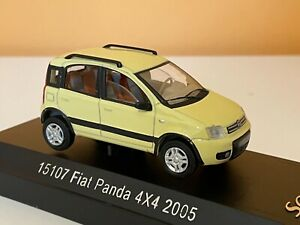Fiat Panda 4x4 solido 1/43 (no norev cararama motorama edicola altaya majorette)