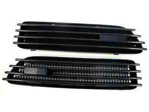 Gloss Black Side Fender Grille Grill Set for BMW E46 3 Series M3 01-06