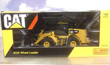 TONKIN REPLICAS 1/50 DIECAST CAT CATERPILLAR 972K WHEEL LOADER IN YELLOW TR10005