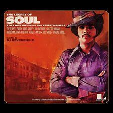 DJ Reverendo P - The Legacy Of Soul (Ltd Marrone 2LP Vinile, Gatefold) 2016