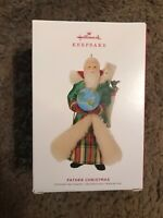 2019 Hallmark FATHER CHRISTMAS Keepsake Ornament #16 IN SERIES